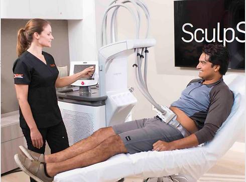 SculpSure patient