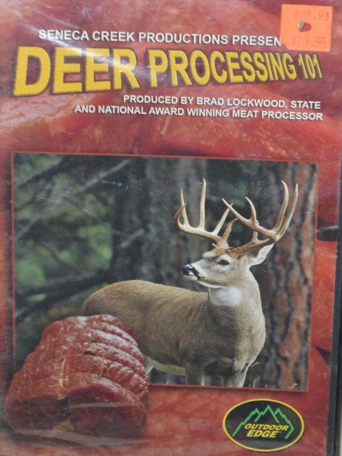 Deer Processing 101