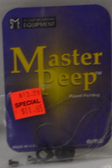 Master peep