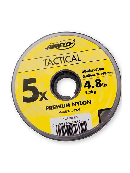 Tactical Co-Poly Tippet