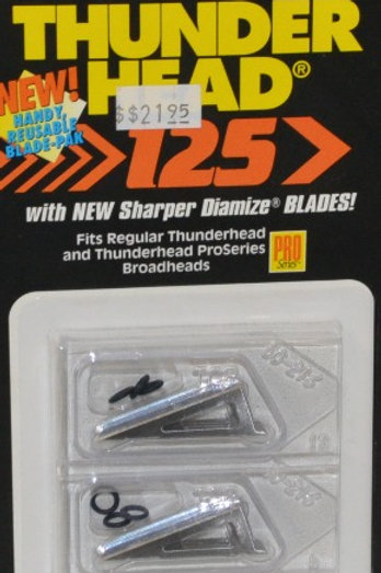 Thunder Head Replacement blades