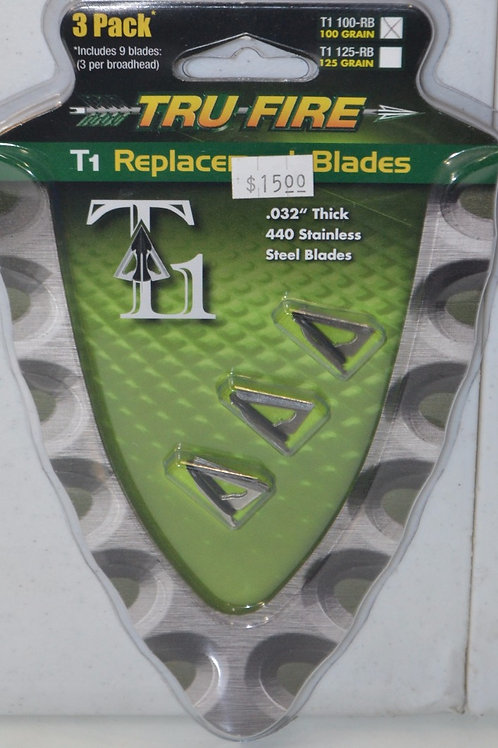 T1 replacement blades
