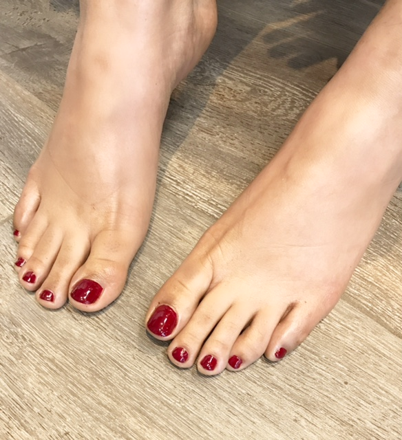 Full pedicure