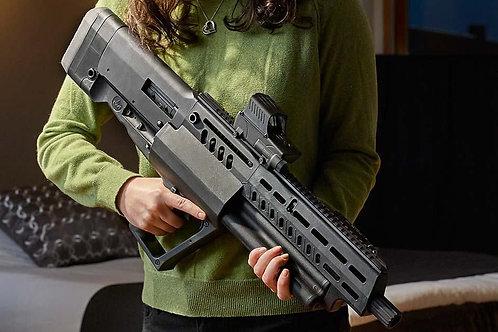 WHEN a handgun ISN'T ENOUGH CLASS