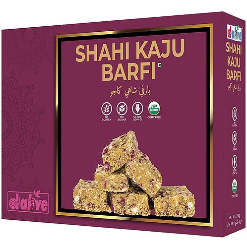 Shahi kaju barfi