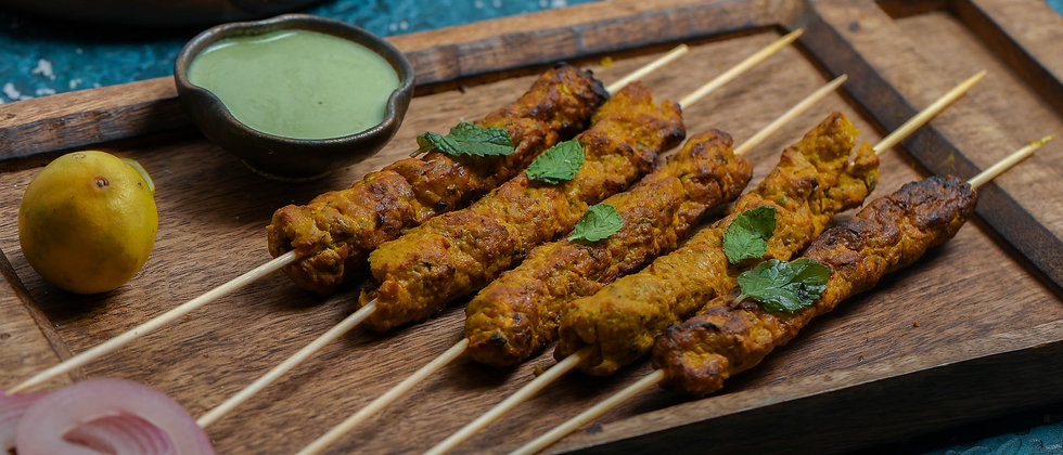 Mutton Galouti Kebab ( 6 pcs )