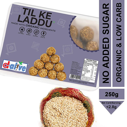 Til ke Laddu