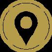 Location pin drop icon