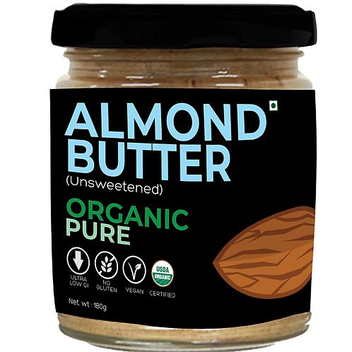 Almond Butter 180 gms