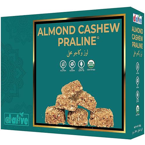 Almond Cashew Praline