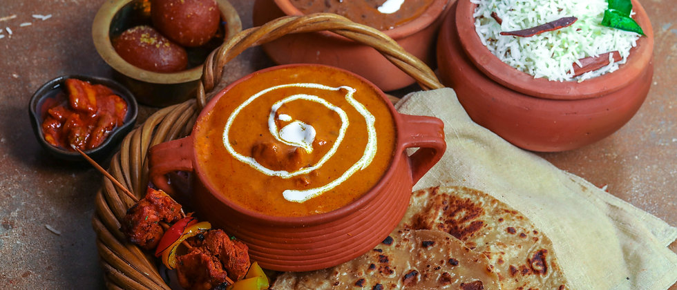 Murgh Makhani ( Chef's & E.I.B Special )