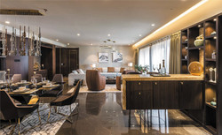 Maansarovar living room