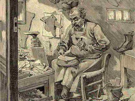 Histoire d'un métier : Les cordonniers
