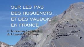Lancement de l'itinéraire Luberon-Dauphiné - Octobre 2021