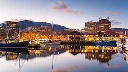 Study in Tasmania