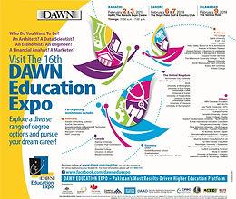 Dawn Education Exp, Islamabad, Pakistan