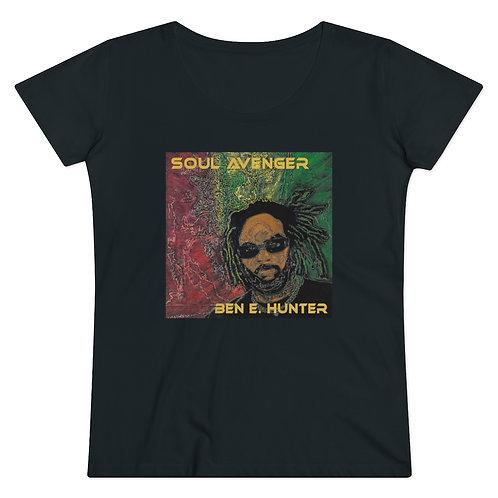 Soul Avenger Album - Organic Women's Lover T-shirt
