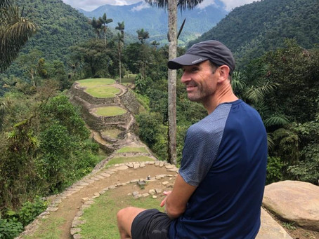Early retirement travels - week 7 Colombia