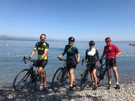 Early retirement lifestyle - Route des Grande Alpes