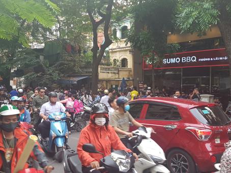 Early Retirement Travels - Week 13 Goodbye Thailand, Hello Vietnam