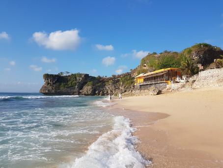 Travels started - Week 1, Bali