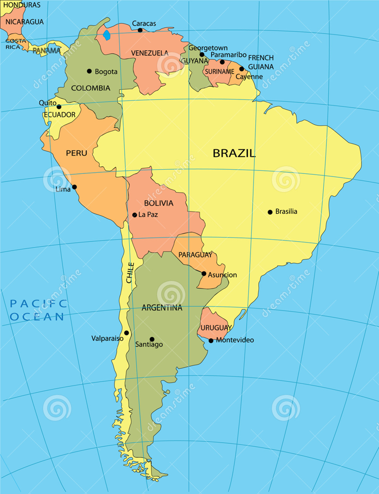 Short travel to South America - where should we go?