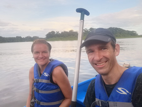 Early retirement travels - week 3 Costa Rica