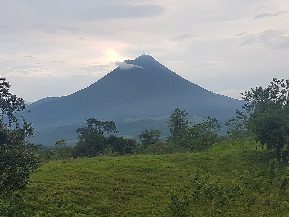 Early retirement travels - Arenal Volcano, Costa Rica