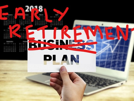 Early Retirement Review Part 4 - Plan for Year Two