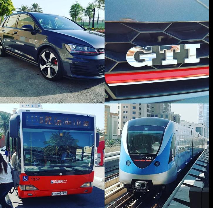 Goodbye GTi, Hello Public Transport