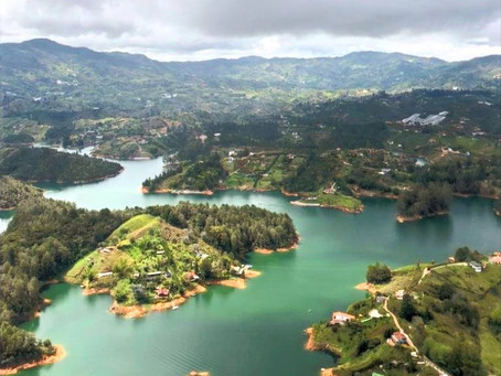 Early retirement travels - week 10 Colombia & California