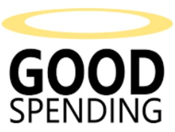Spending money is good