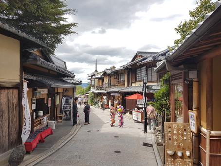 Early Retirement Travels - Week 9 Japan