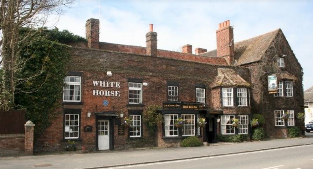 The White Horse Inn, Eaton Socon, Cambridgeshire