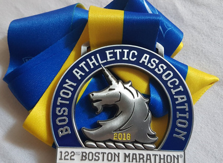 Boston 2018 - Marathon or Survivathon?