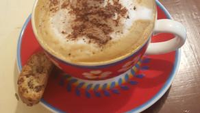 Possible coffee shop career needs practice!