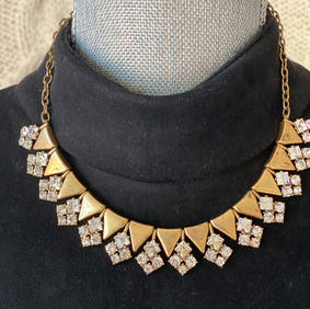 Crown Jewel Necklace