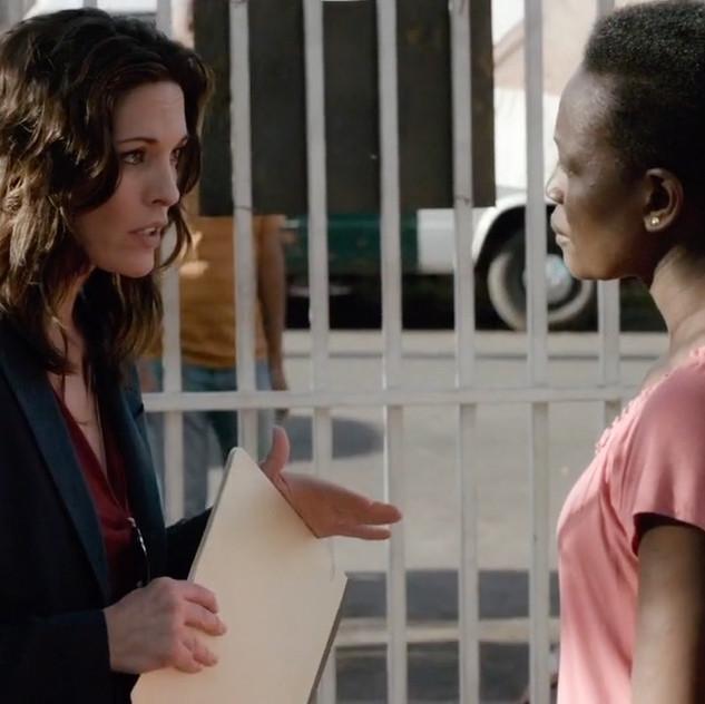Constance Ejuma - Criminal Minds: Beyond Borders