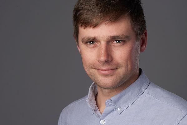 Aleks Khotilovski Selfie