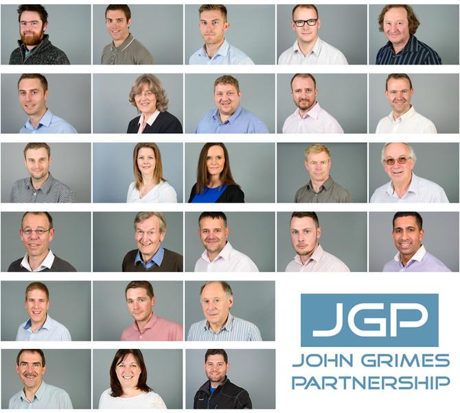 John Grimes Partnership Ltd for Corporate Heashot