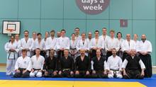 40th Plymouth University Jiu Jitsu Club Anniversary Traning and Celebration