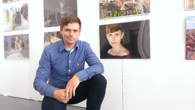 Portfolio Review week at PCA with Tom Oldham, Dom Moore, Jamie Yabsley