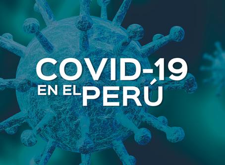 COVID-19 en el Perú / Glenmark Pharmaceuticals