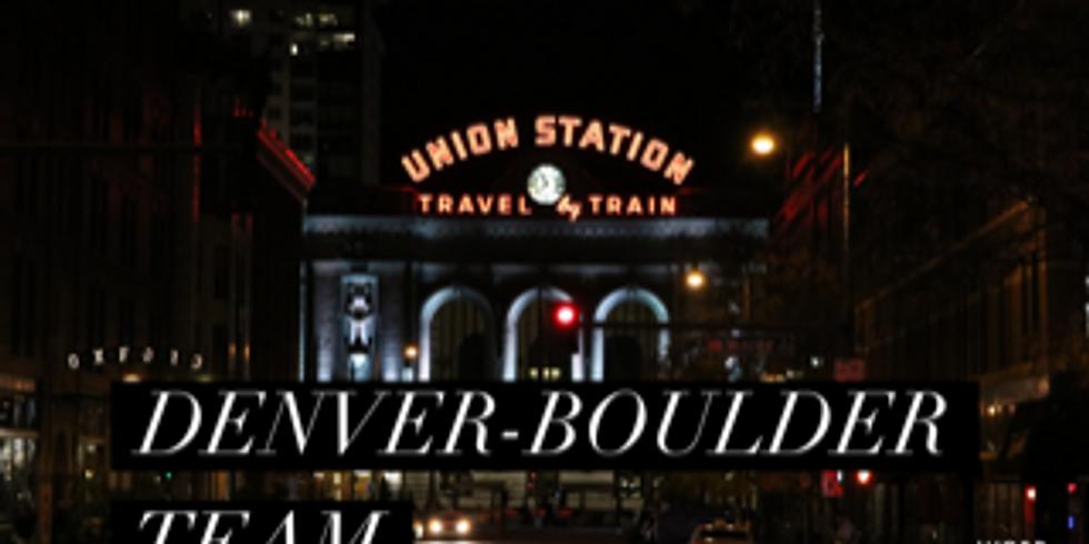 Denver - Boulder Community Networking