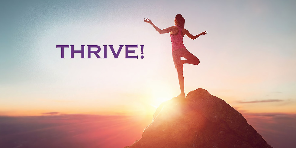 Unlock Your 3 Keys To THRIVE This Year!