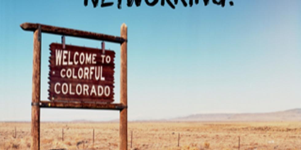 Amazing Colorado Networking!