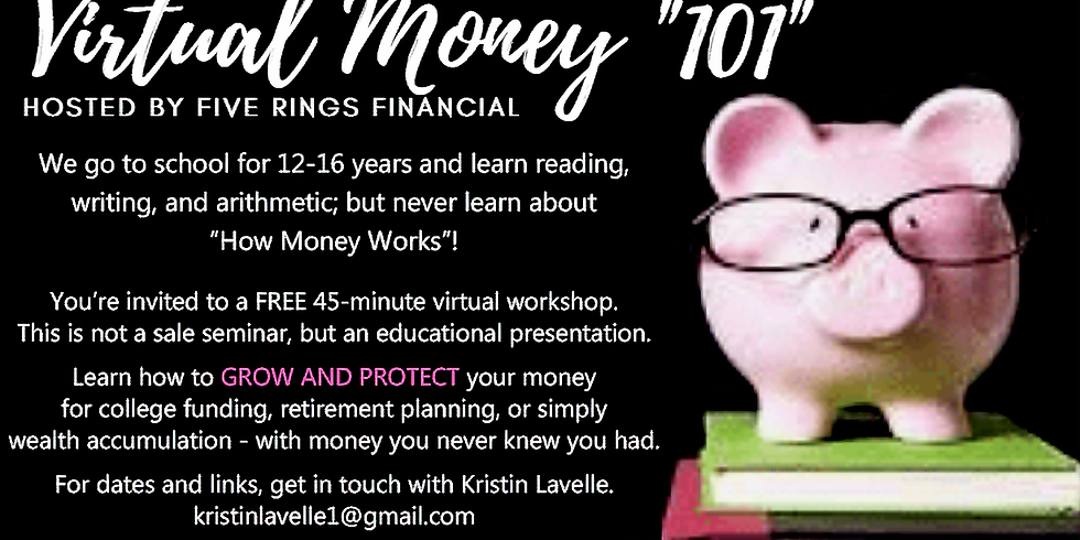 Virtual Money 101