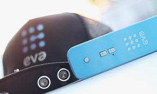 Na imagem: o dispositivo EVA