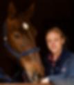 Naomi de Pennington equine vet