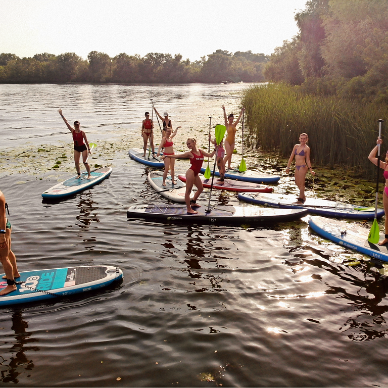 SUP BOARD Fitroom Party 29.08